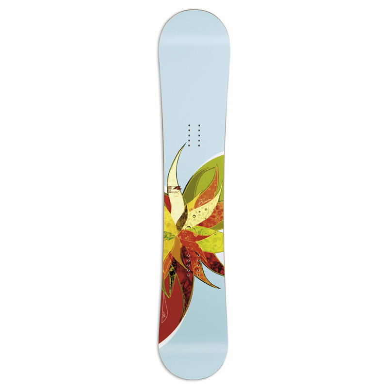 snowboard F2 Bloom Gold 157cm