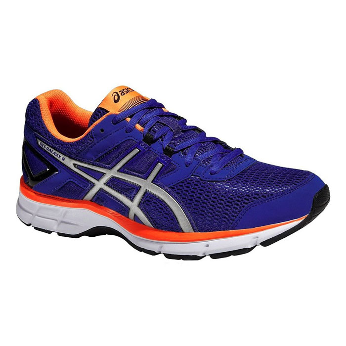 obuv ASICS Gel-Galaxy 8 Asics Blue/Silver/Hot Orange