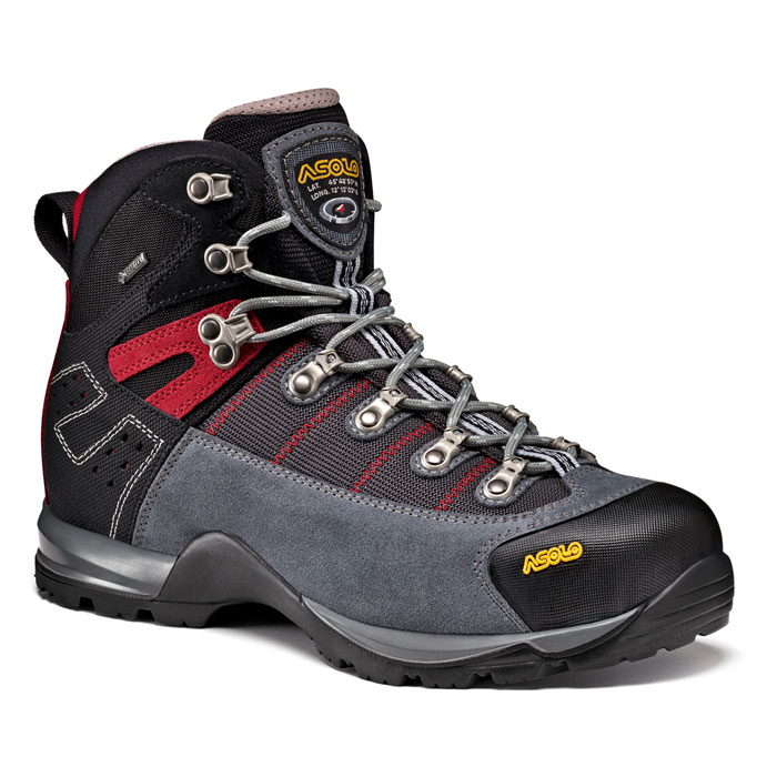 obuv ASOLO Fugitive GTX MM Grey/Gunmetal