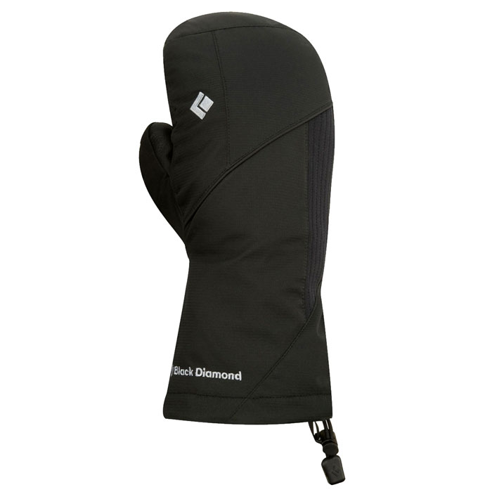 rukavice BLACK DIAMOND Access Mitt Black ve�. L