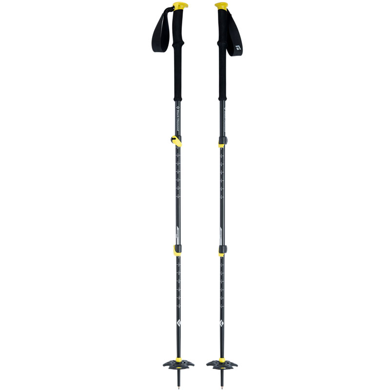 palice BLACK DIAMOND Expedition 3 Ski Poles 57-125cm