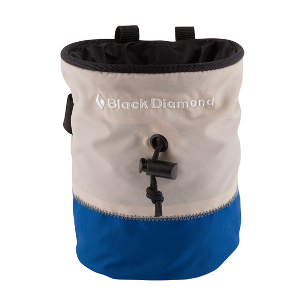 vrecko BLACK DIAMOND Mojo Repo Chalk Bag White/Blue M-L