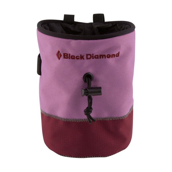 vrecko BLACK DIAMOND Mojo Repo Chalk Bag Purple/Purple M-L