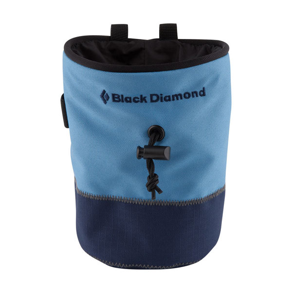 vrecko BLACK DIAMOND Mojo Repo Chalk Bag Blue/Blue M-L