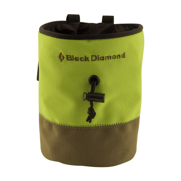 vrecko BLACK DIAMOND Mojo Repo Chalk Bag Green/Green M-L
