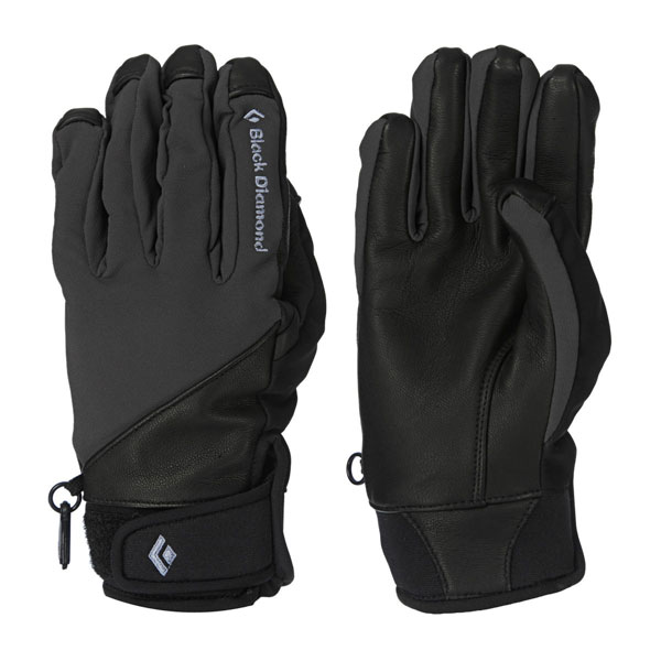 rukavice BLACK DIAMOND Scree Glove Black M