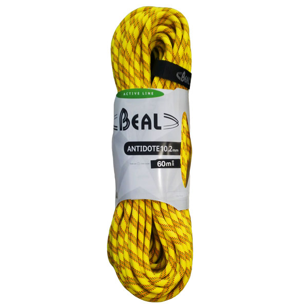 lano BEAL Antidote 10.2mm Standard Yellow 50m