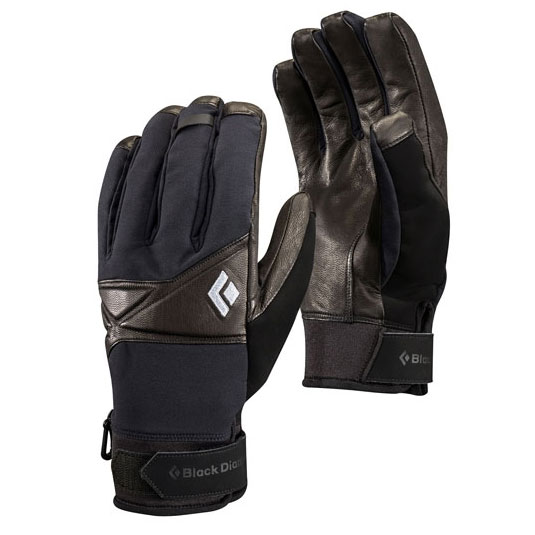 rukavice BLACK DIAMOND Terminator Glove M Black