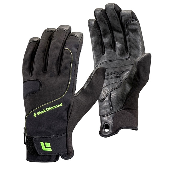 rukavice BLACK DIAMOND Torque Gloves L Black