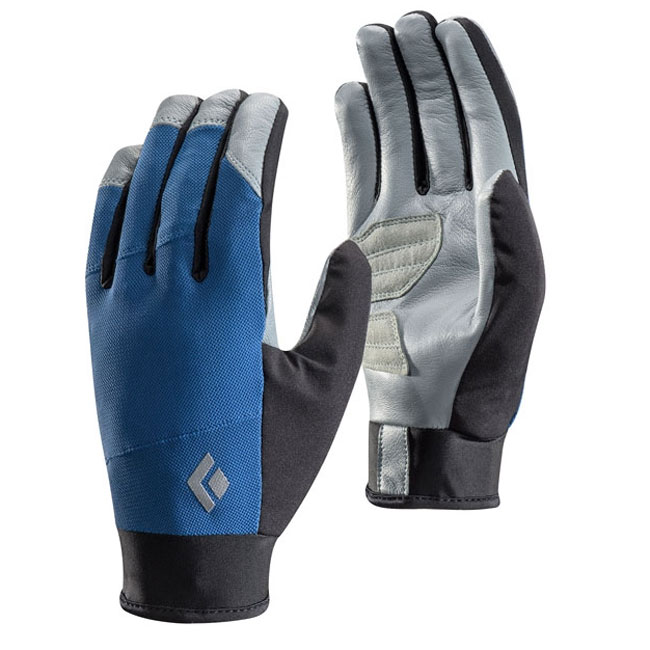 rukavice BLACK DIAMOND Trekker Gloves M Denim