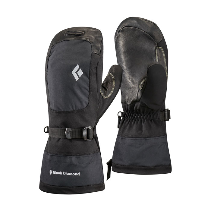 palčiaky BLACK DIAMOND Mercury Mitts M Black