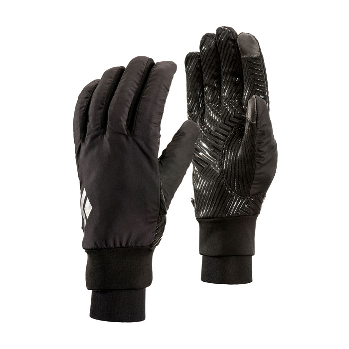 rukavice BLACK DIAMOND Mont Blanc Gloves M Black
