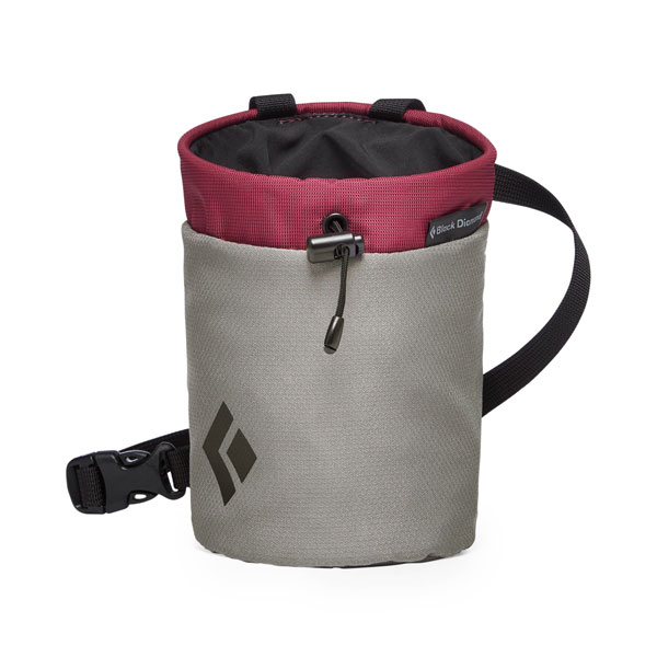 vrecko BLACK DIAMOND Repo Chalk Bag S/M Gray