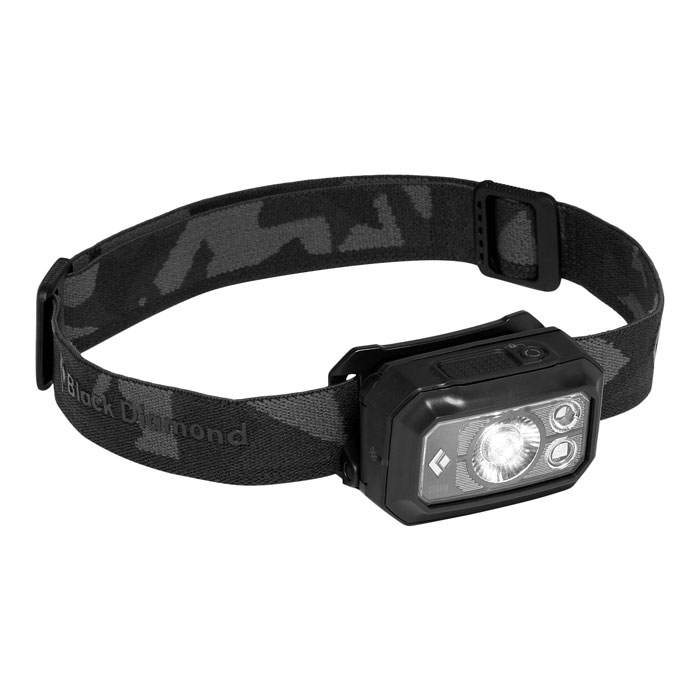 čelovka BLACK DIAMOND Storm 375 lumens Black