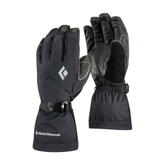 rukavice BLACK DIAMOND Torrent Gloves M Black