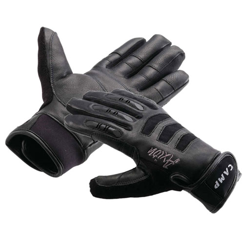 rukavice CAMP Axion Glove S/6 Black