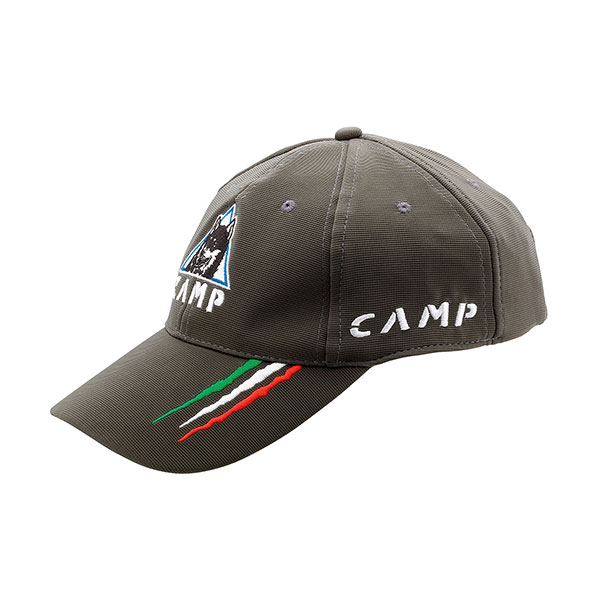 �iltovka CAMP Hat Grey