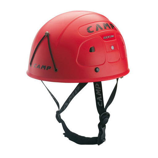 prilba CAMP Rock Star Red 53-60cm
