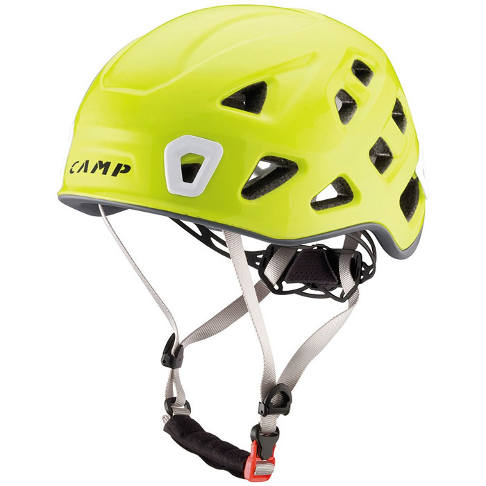 prilba CAMP Storm Large Lime 54-62cm