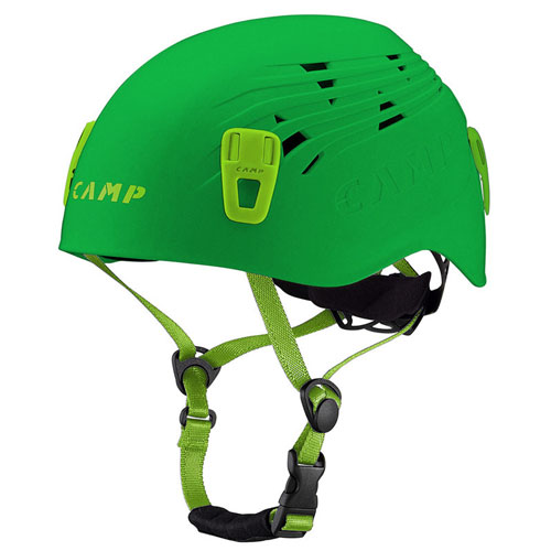prilba CAMP Titan Large Green 54-62cm