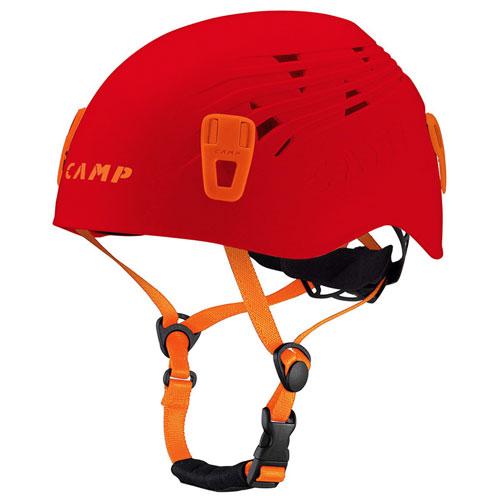 prilba CAMP Titan Small Red 48-56cm