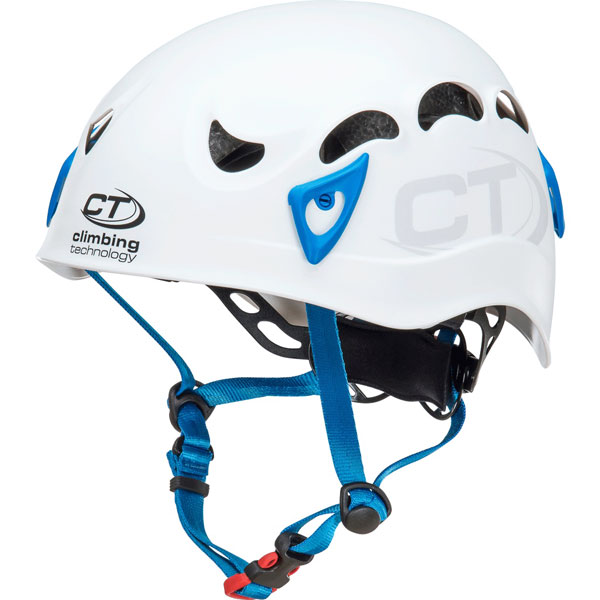 prilba CLIMBING TECHNOLOGY Galaxy White/Light Blue 50-61cm