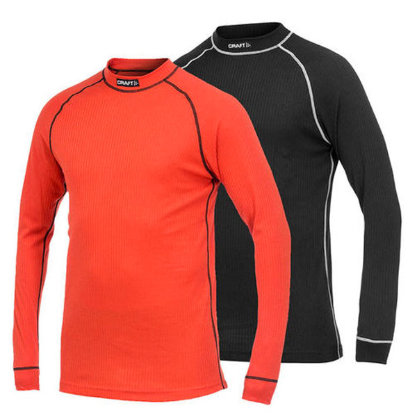 tri�k� CRAFT Active Multi 2-Pack Top Men Black-Spice