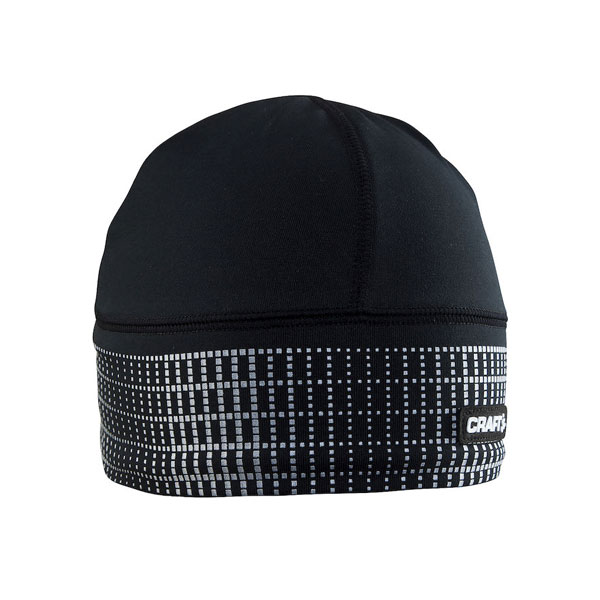 čiapka CRAFT Brilliant 2.0 Hat Black L/XL