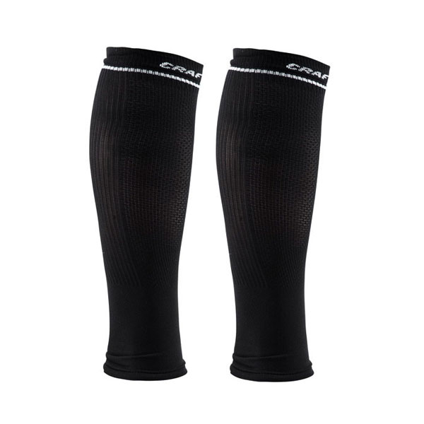 návleky CRAFT Compression Calves Body Control Black EU 39-42