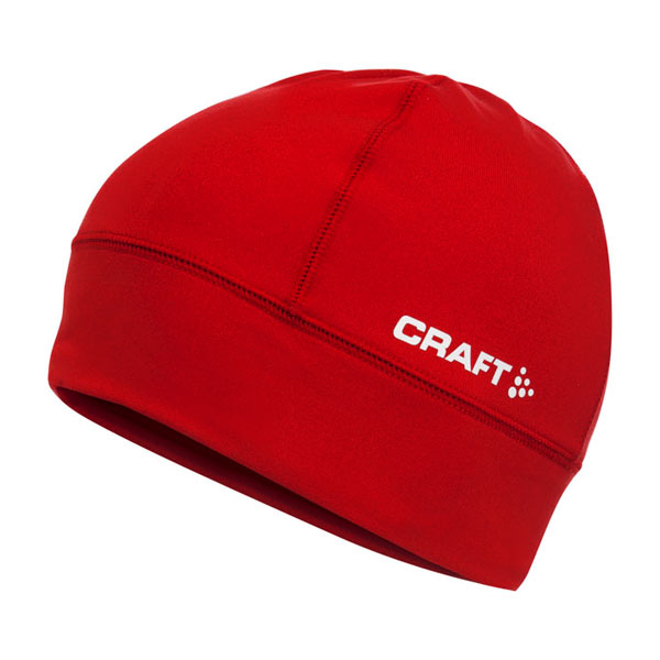 �iapka CRAFT Light Thermal Hat Red L/XL