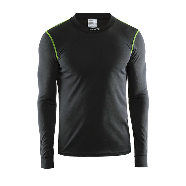 tričko CRAFT Mix and Match LS MEN Gravel/Shout