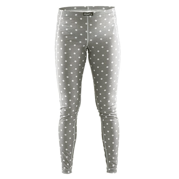 spodky CRAFT Mix and Match Pants WMN P Polka Silver