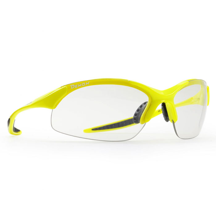 okuliare DEMON 832 Photochromic Neon Yellow