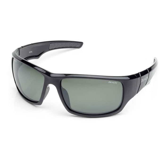 okuliare DEMON Bowl Polarized Black