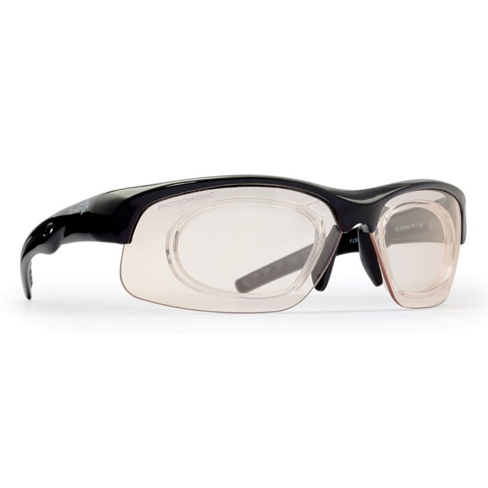 okuliare DEMON Fusion Photochromic Black
