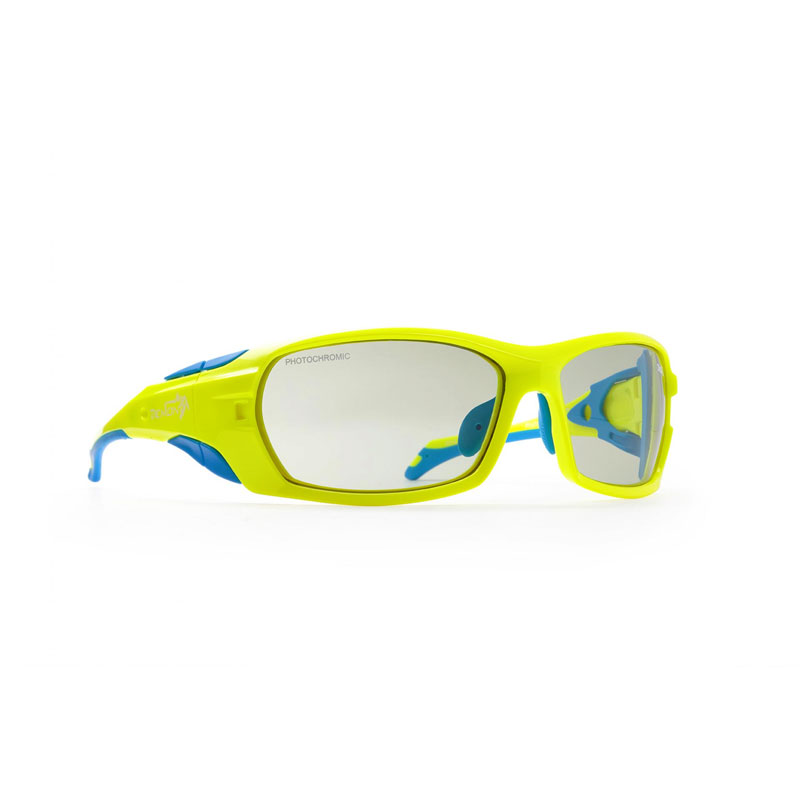 okuliare DEMON MasterPiece Photochromic Shiny Neon Yellow