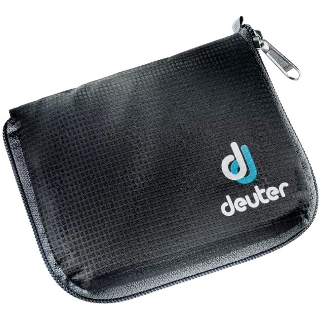 peňaženka DEUTER Zip Wallet Black