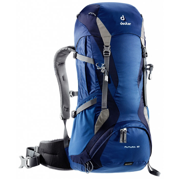 batoh DEUTER Futura 32 Steel-Navy