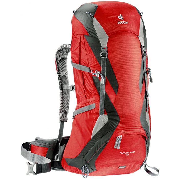 ruksak DEUTER Futura Pro 42 Fire-Granite
