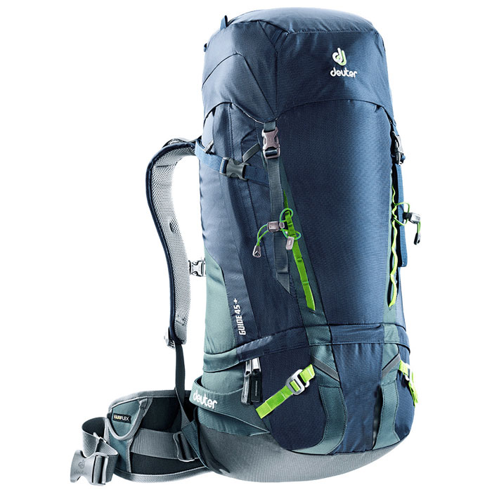 batoh DEUTER Guide 45+ Navy-Granite