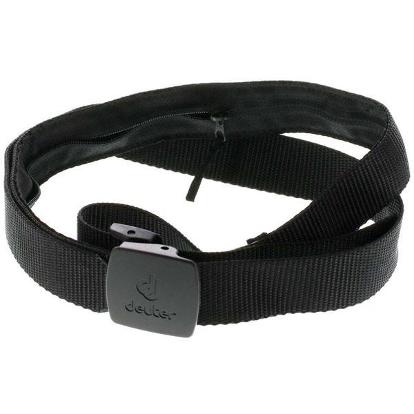opasok DEUTER Security Belt Black