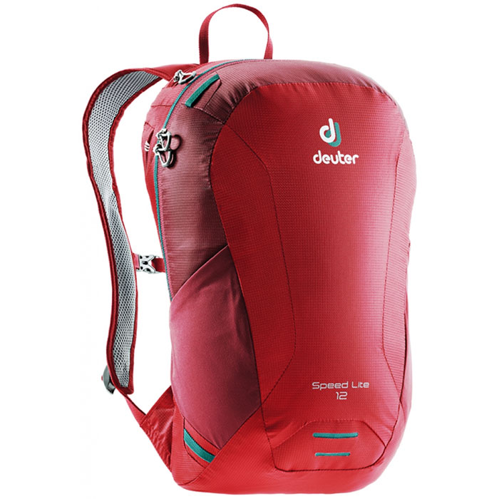 batoh DEUTER Speed Lite 12 Cranberry-Maron