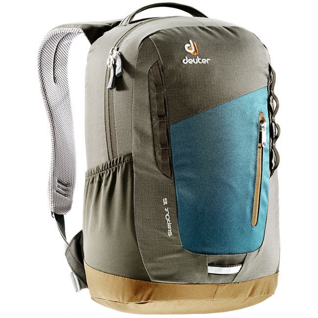 batoh DEUTER StepOut 16 Arctic-Coffee
