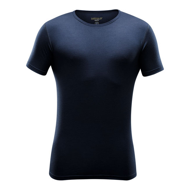 tričko DEVOLD Breeze Man T-Shirt Mistral