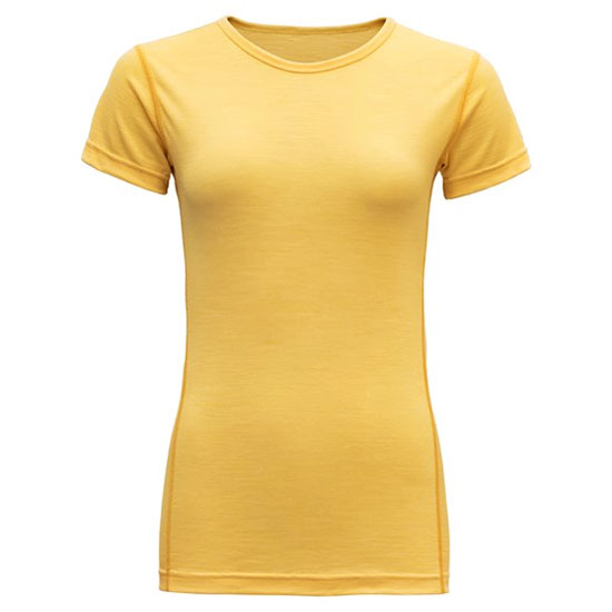 tričko DEVOLD Breeze Woman T-Shirt Honey