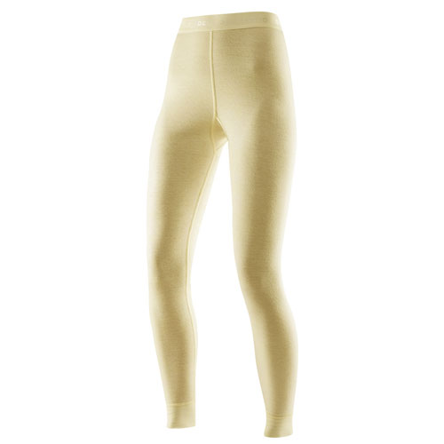 spodky DEVOLD Duo Active Woman Long Johns OffWhite