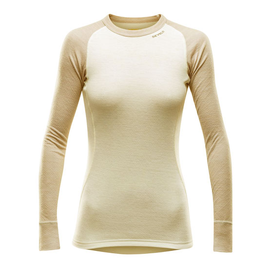 tričko DEVOLD Duo Active Woman Shirt OffWhite