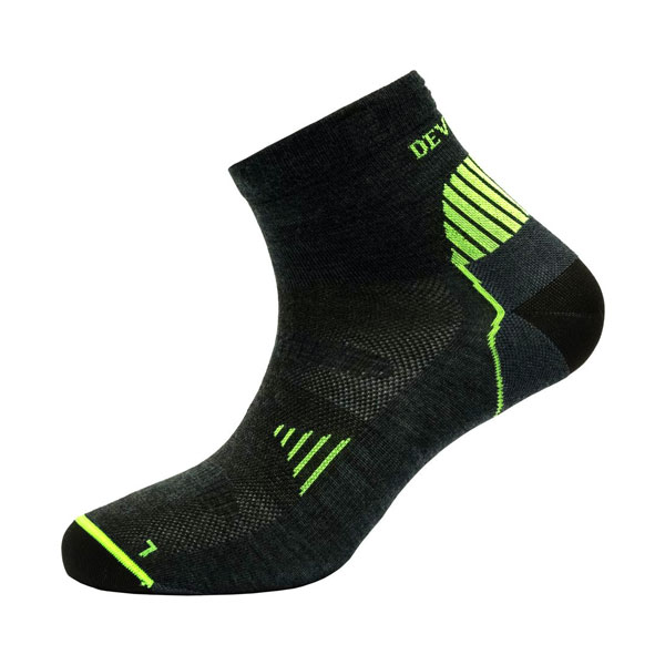 ponožky DEVOLD Energy Ankle Sock 44-47 Dark Grey