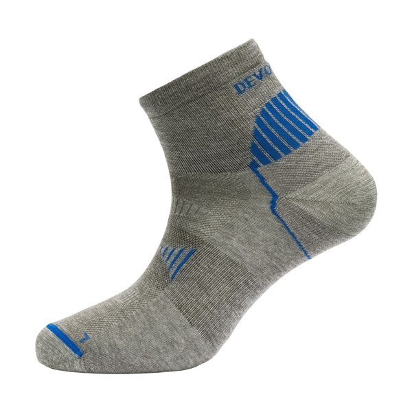 ponožky DEVOLD Energy Ankle Sock 44-47 Grey Melange