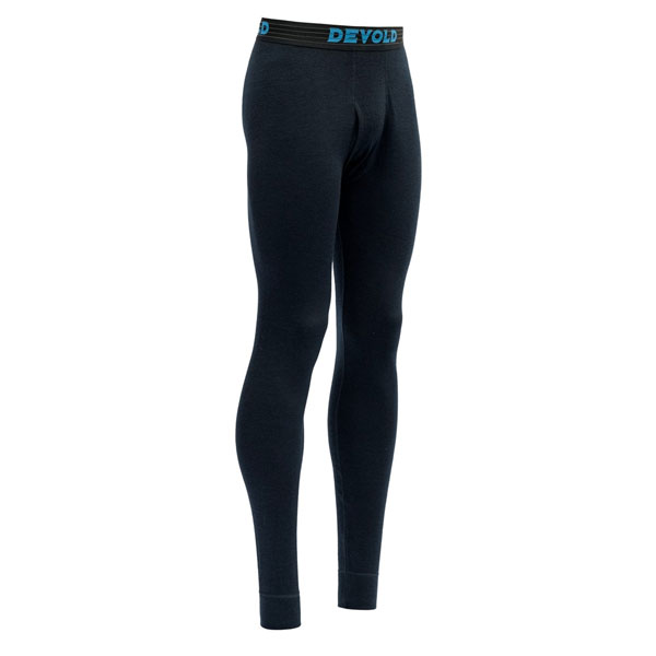 spodky DEVOLD Expedition Man Long Johns W/Fly Ink